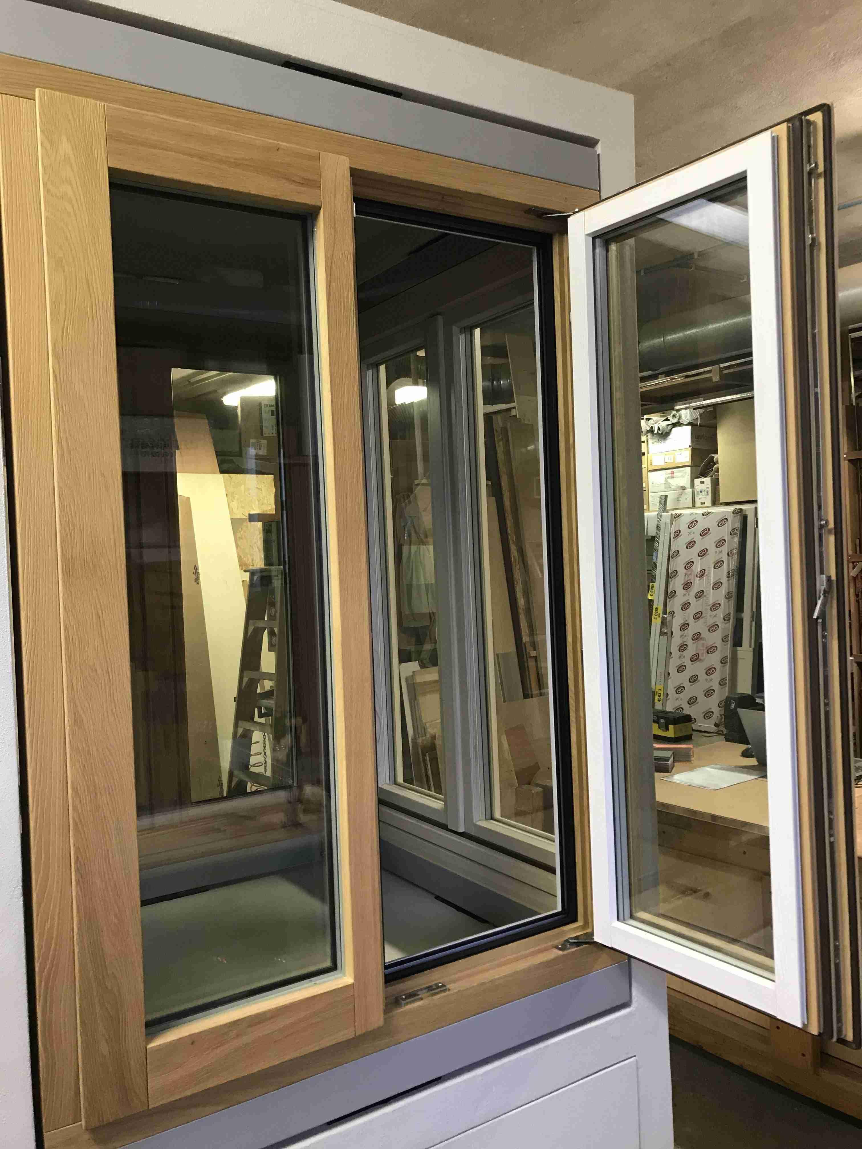 Colori Infissi In Alluminio la finestra in legno/alluminio - perini finestre