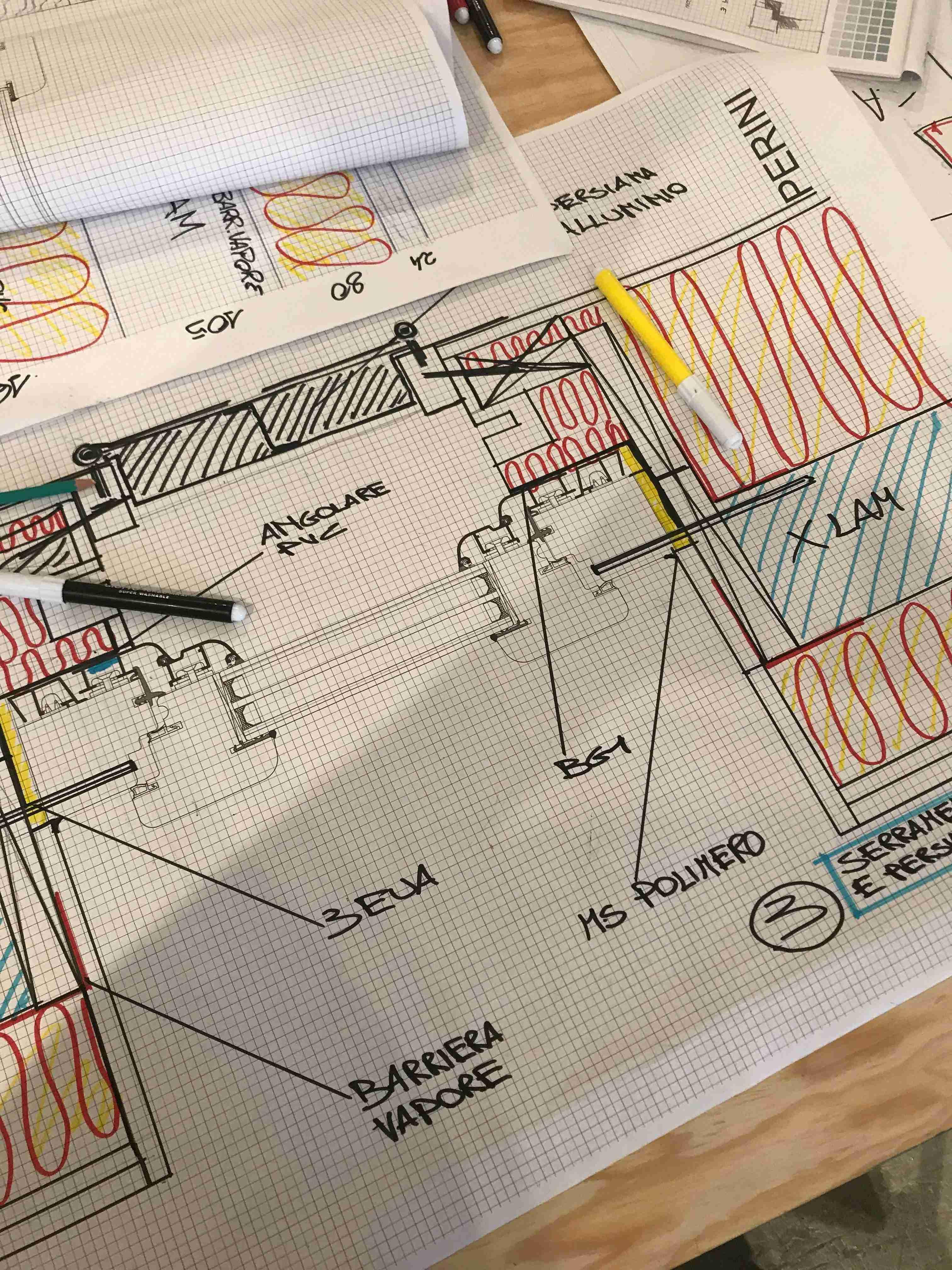 Progettazione Sistema di Posa