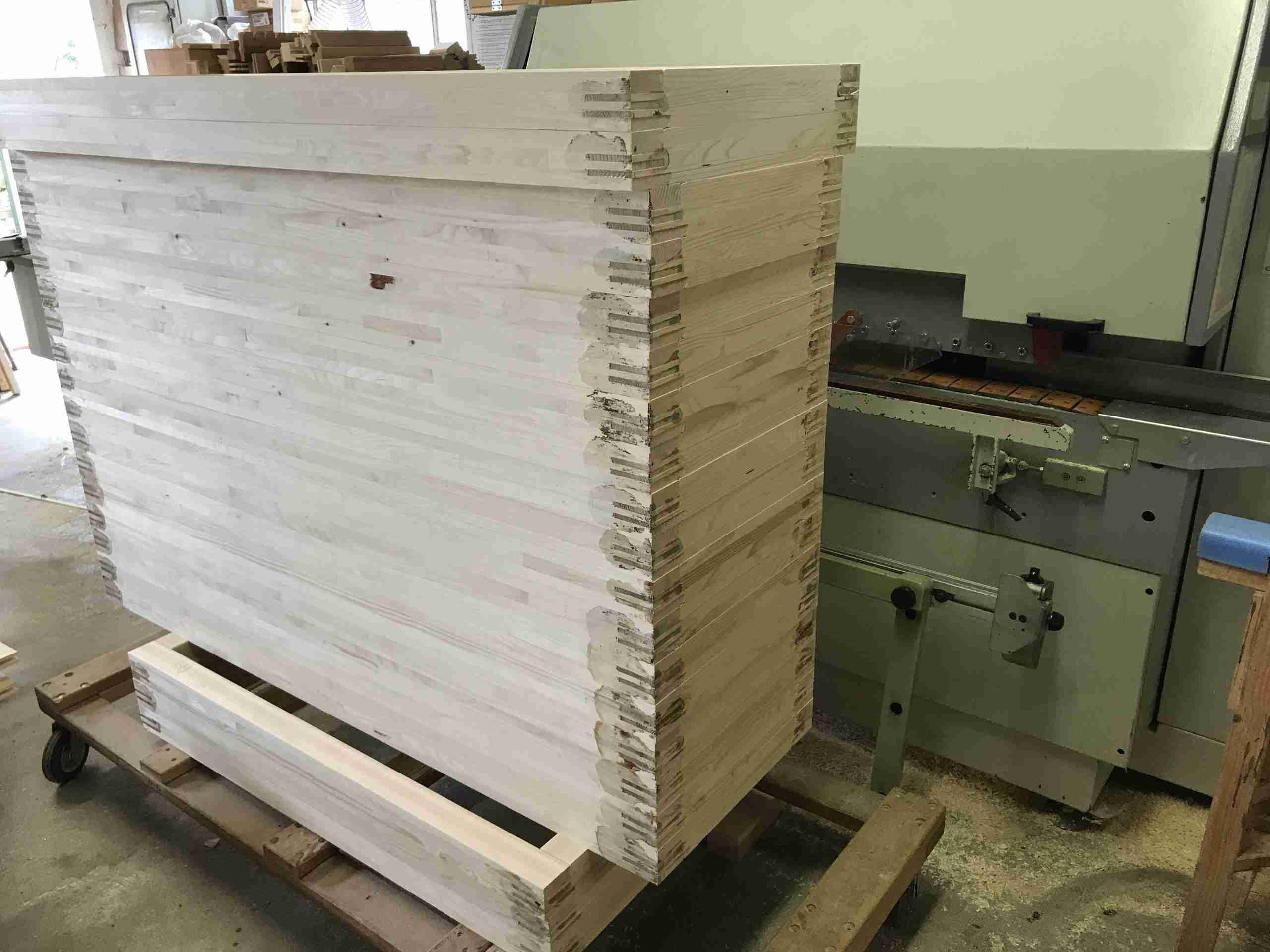 La finestra in legno