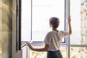 Come arieggiare la tua casa correttamente