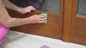 La manutenzione delle finestre in legno
