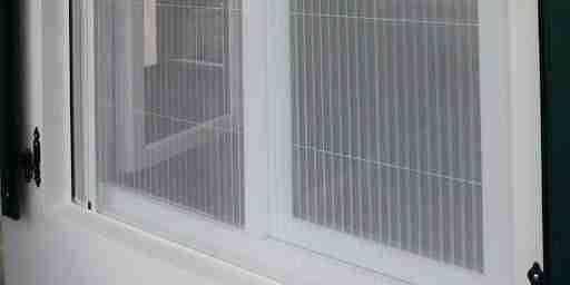 Zanzariera plissettata Perini Finestre