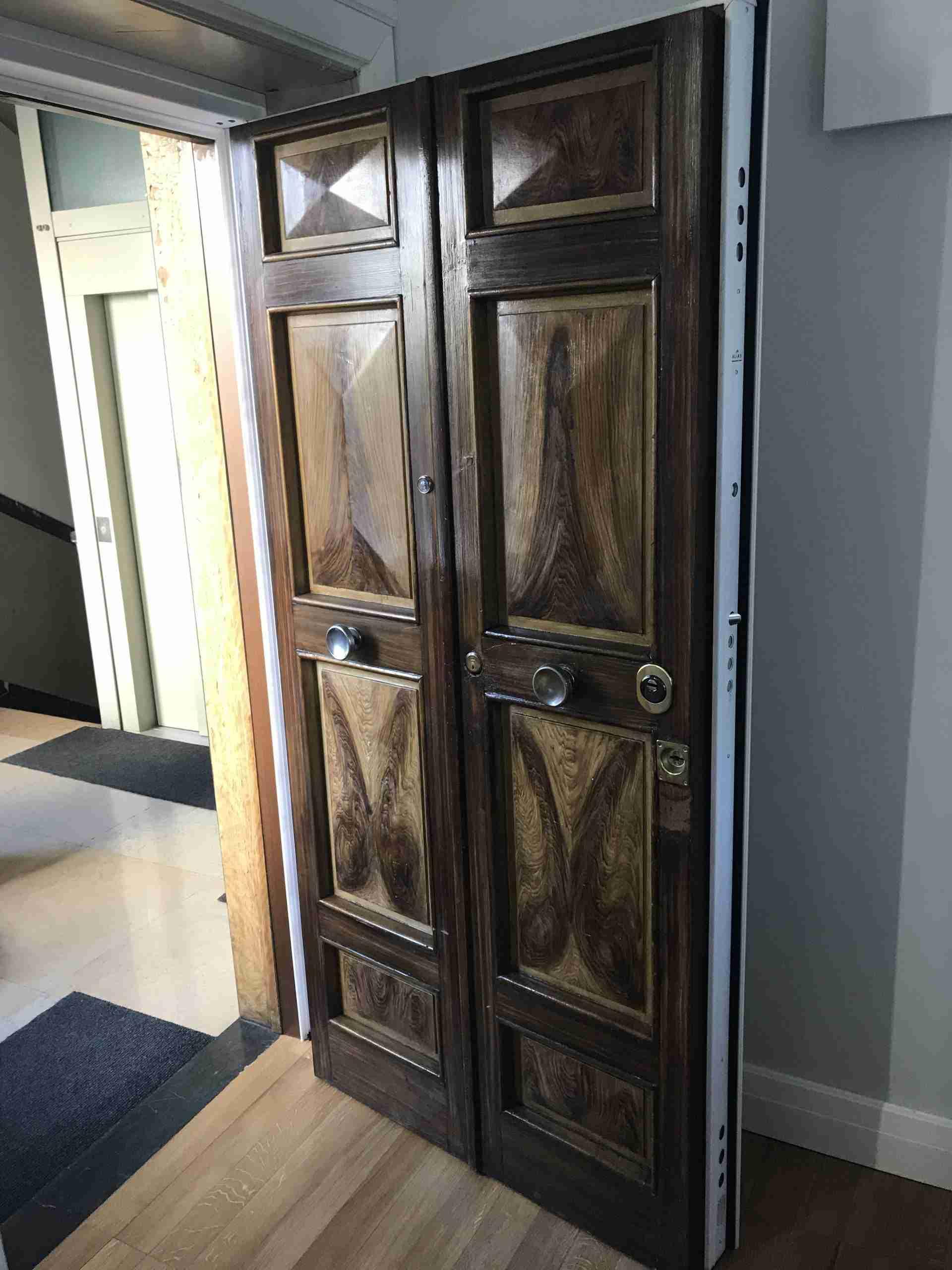 Porta blindata in Centro Storico a verona