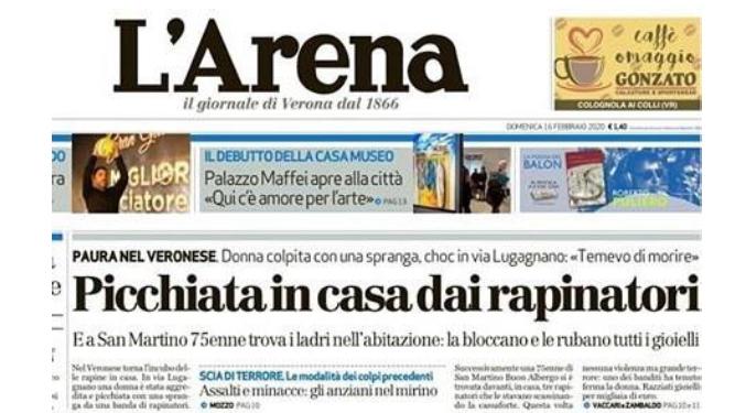 Inferriate a Verona
