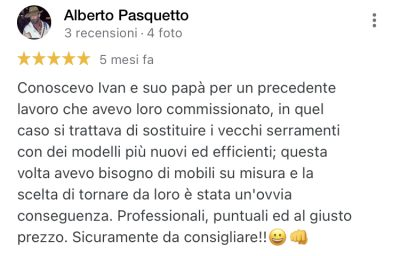 Serramenti a Verona